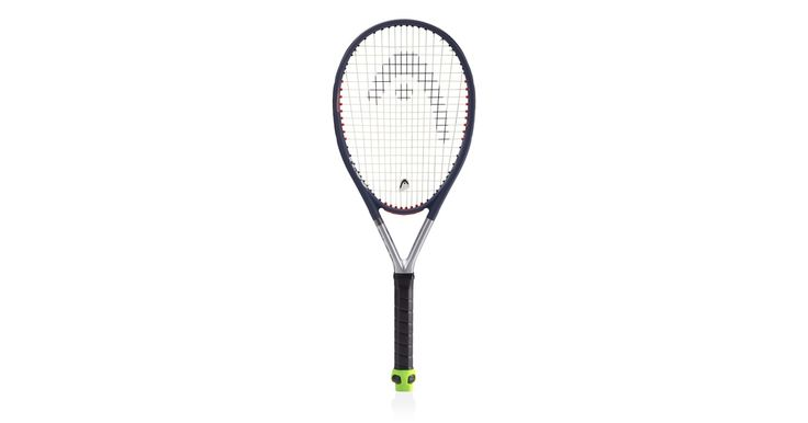 The Zepp Tennis training system includes a motion sensor, racket mount, and mobile app for your iPhone, iPad, or iPod touch that helps you improve your game.