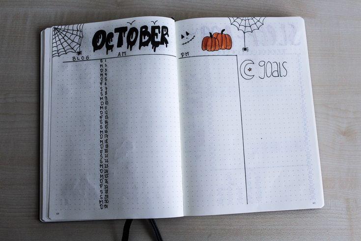 """Ich liebe es, alles schön geordnet zu planen und zu organisieren. Deshalb führe ich schon seit etwas Längerem ein Bullet Journal. Ein BuJo (die Abkürzung für """"Bullet Journal"""") ist ein persönlicher Kalender, den man sich selbst nach seinen Belieben designen kann. Ich habe Euch auf Instagram gefragt, ob ich Euch mal meine Monatsplan zeigen soll …"""