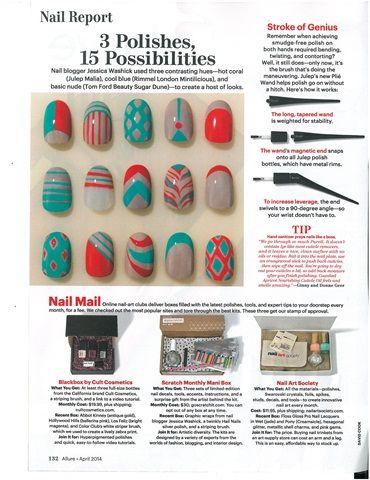 3 Polishes, 15 Possibilities