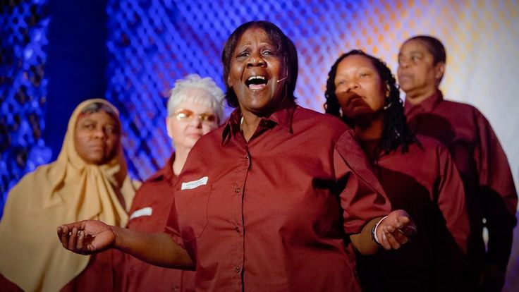 The Lady Lifers: A moving song from women in prison for life | Talk Video | TED.com