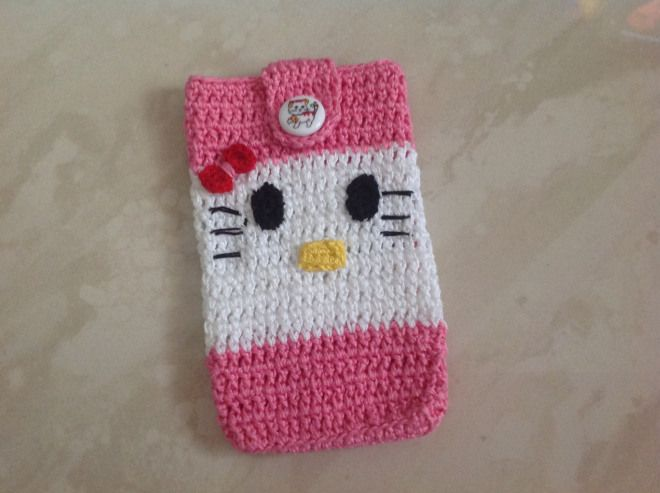 Portacellulare Hello Kitty