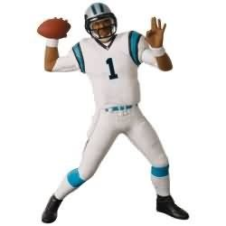 2017 Football Legends #23 - Cam Newton - Carolina Panthers Ornament - The Ornament Shop
