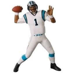 2017 Football Legends #23 - Cam Newton - Carolina Panthers Ornament - The Ornament Shop