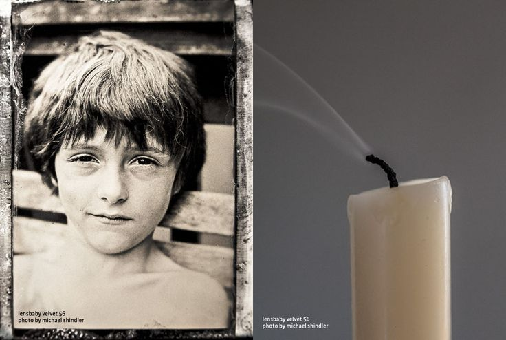 If you've ever been curious about Tintype photography, definitely give our latest Pro Spotlight a read. This week's post features the work of Michael Shindler, a very talented Tintype photographer who has taken a special liking to Lensbaby - click to read the full post.
