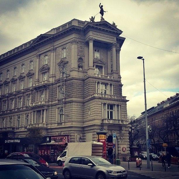 Budapest is an endless postcard moment
