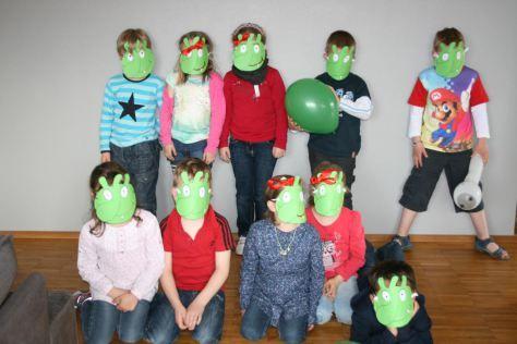 Olchi Masken