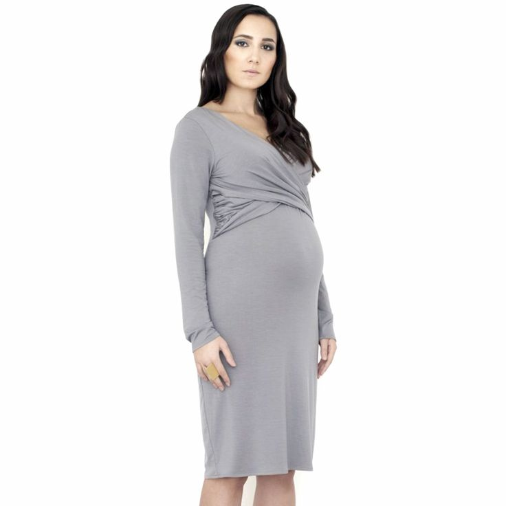 Entertaining Grey Work Dresses