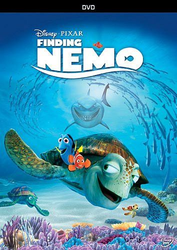 Finding Nemo (Disney Two-Disc Collector's Edition, DVD)