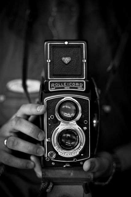 Technological revolution loss of art cameras vintage