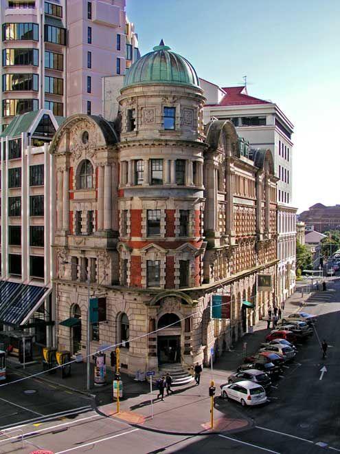 Public Trust Building_Wellington, New Zealand