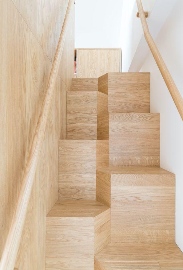 Best Barbican Mezzanine Modern Staircase Staircase Design 400 x 300