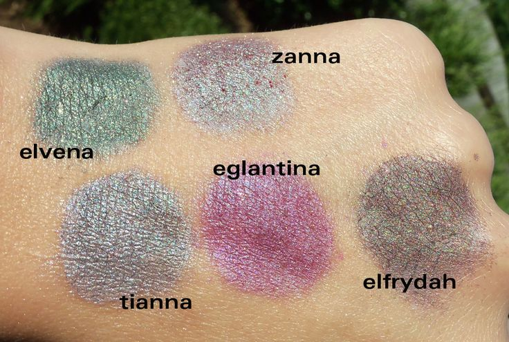 Lost in Faerie is a magical collection inspired by all sparkly things faerie. The original collection, released in 2010 was one of the most popular collections of the year... So we're paying homage to the beautiful faerie-inspired shades from the original collection with Lost in Faerie... Revisited! http://www.aromaleigh.com/linfaliedeye.html