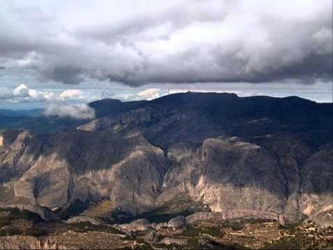 Un bonito vídeo de la subida al Puig Campana.