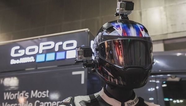 Best Place To Mount Gopro On Motorcycle Helmet 2018 Gopro