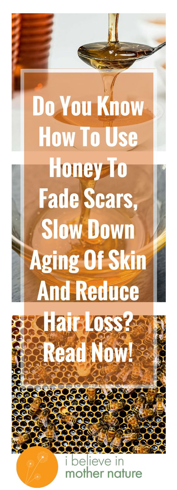 How To Use #honey To Fade #scars , Slow Down Aging Of Skin And Reduce #hair Loss #antiaging #skincare #hairloss