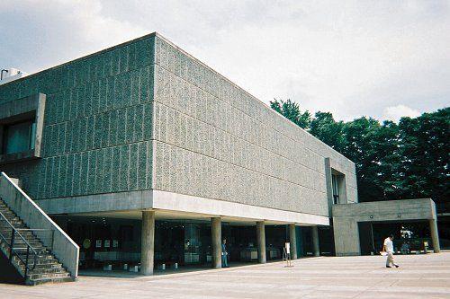 Le Corbusier / National Museum of Western Art Tokyo 1959 ...