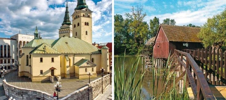 Slovensko z bicykla aj pešo