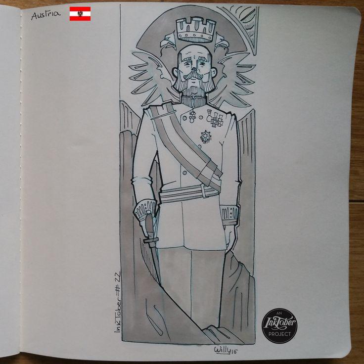 InkTober2016 - #22, Giacomo Esposito Vivino on ArtStation at https://www.artstation.com/artwork/rDNaO