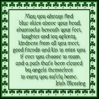 best irish blessings | Please Join Us In Wishing Margaret The Best Birthday Ever!