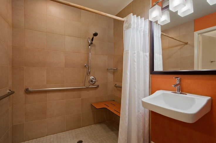 1000 ideas about ada bathroom on pinterest grab bars - Ada bathroom mirror requirements ...