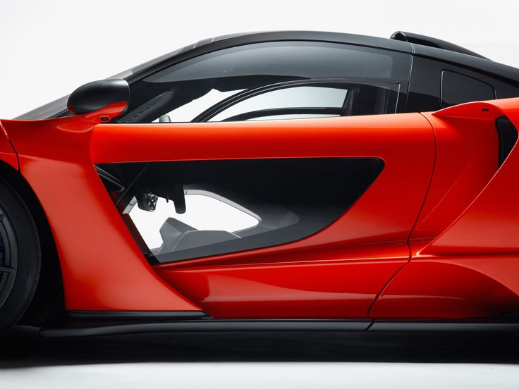 McLaren's Senna Supercar Delivers Wild Performance, Costs a Million Dollars | WIRED