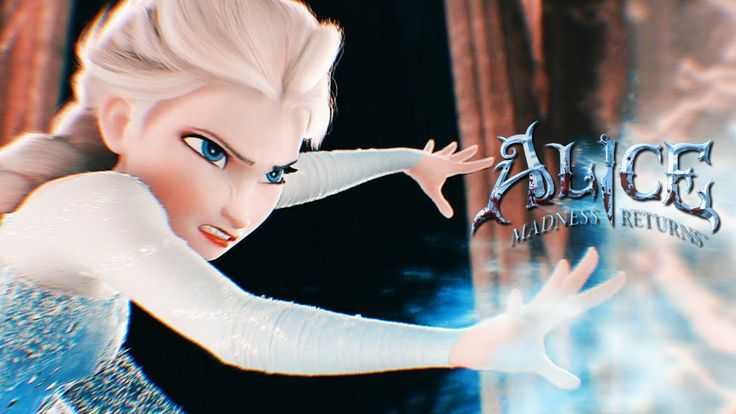 » alice: madness returns trailer (FROZEN style)