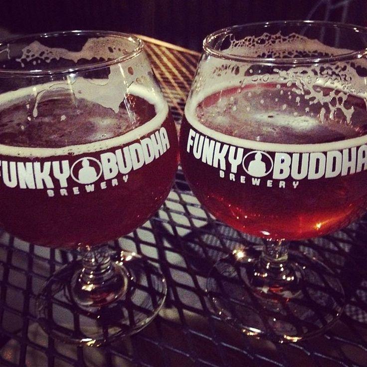 The Funky Buddha Brewery | http://funkybuddhabrewery.com/ Oakland Park, FL