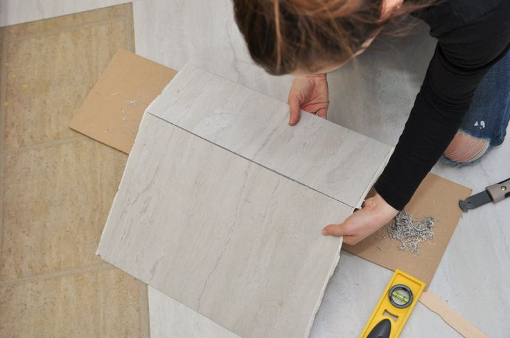 Ever wondered if peel-and-stick floor tile is right for your project? Here are 3 things you need to know BEFORE running out to the home improvement store.