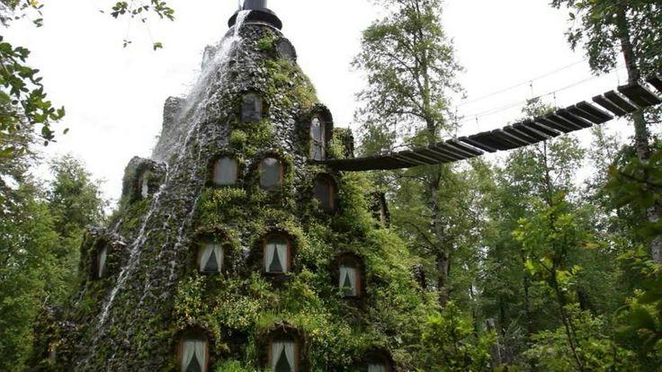 Самые необычные отели мира - Интересные факты
