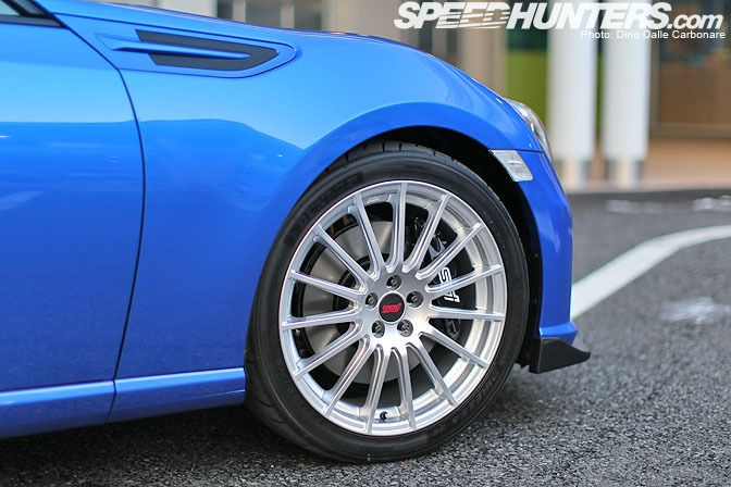 Car Feature>> Subaru Brz Sti Concept - Speedhunters