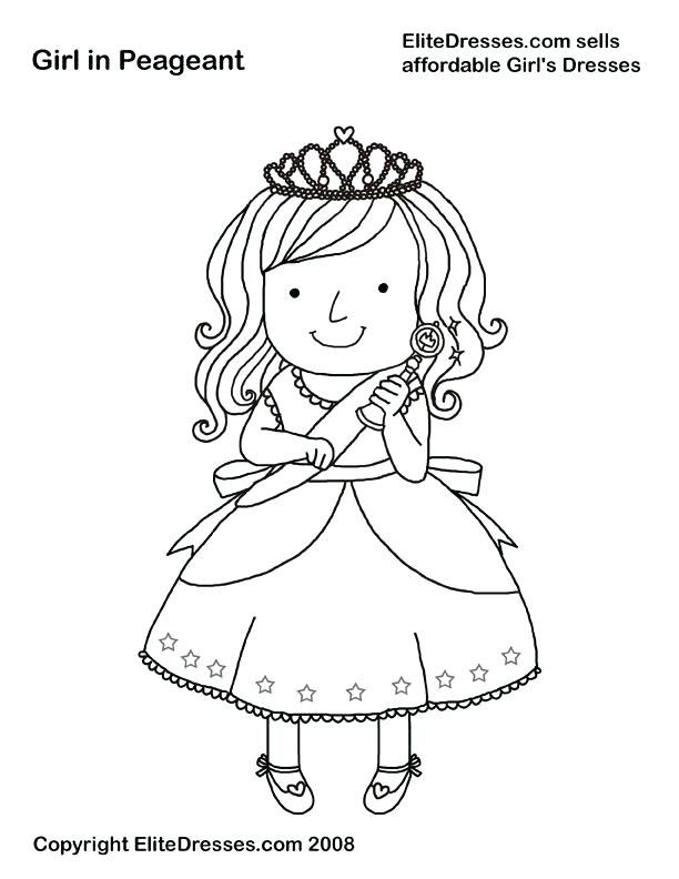 Flower Girl Coloring Books Girls Coloring Pages Do Google | flower ...