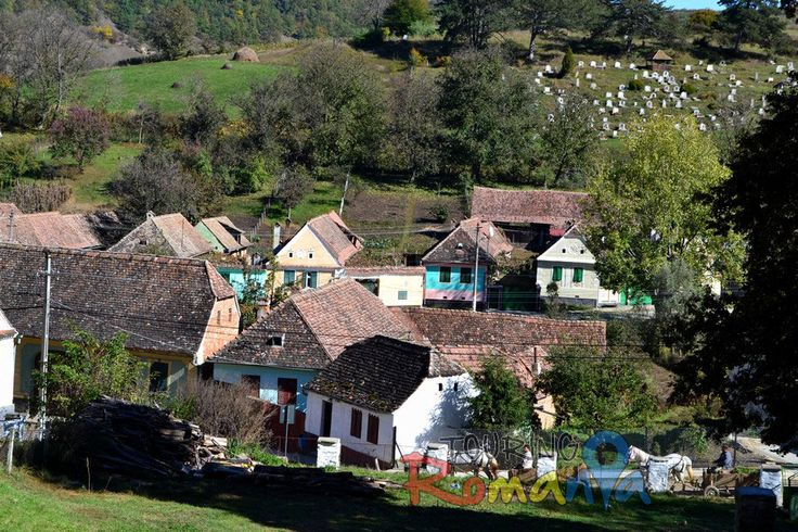 Transylvania - Saxon Villages  www.touringromania.com