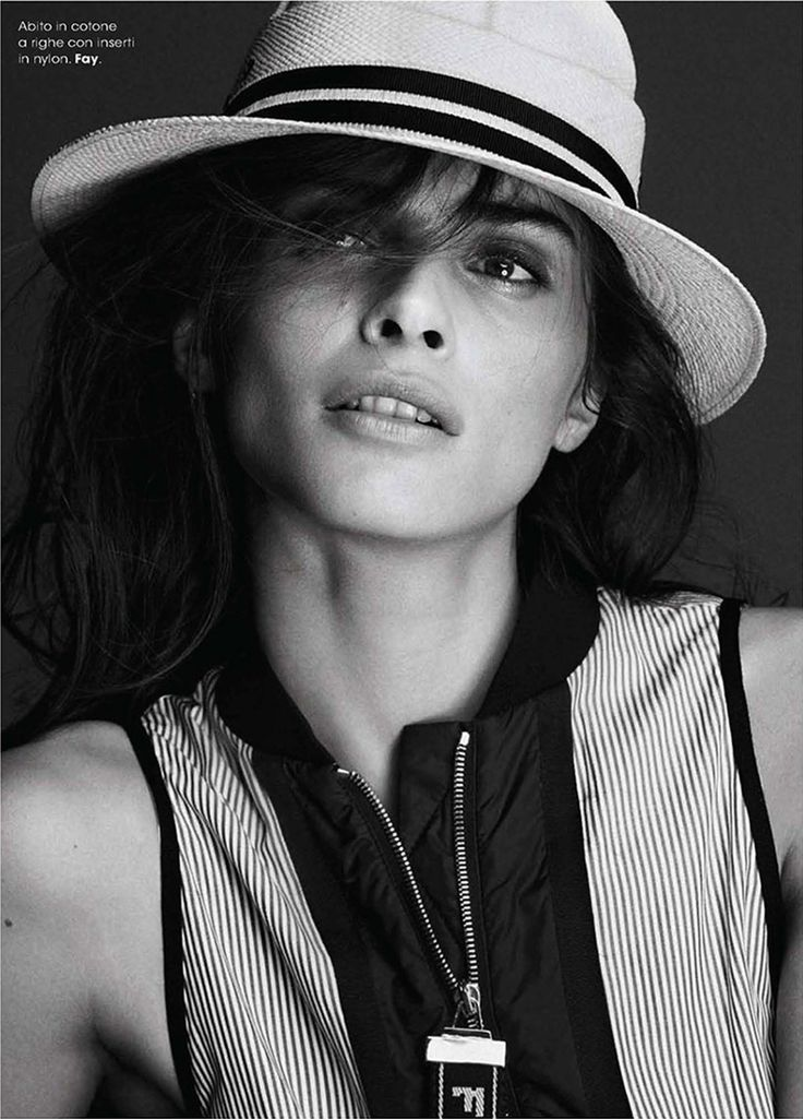 FAY for GLAMOUR Italy - 2015. Women's Spring - Summer 2015 collection.