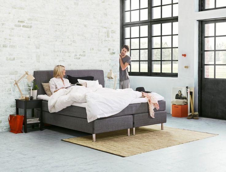 21 best kunden jensen beds images on pinterest 3 4. Black Bedroom Furniture Sets. Home Design Ideas