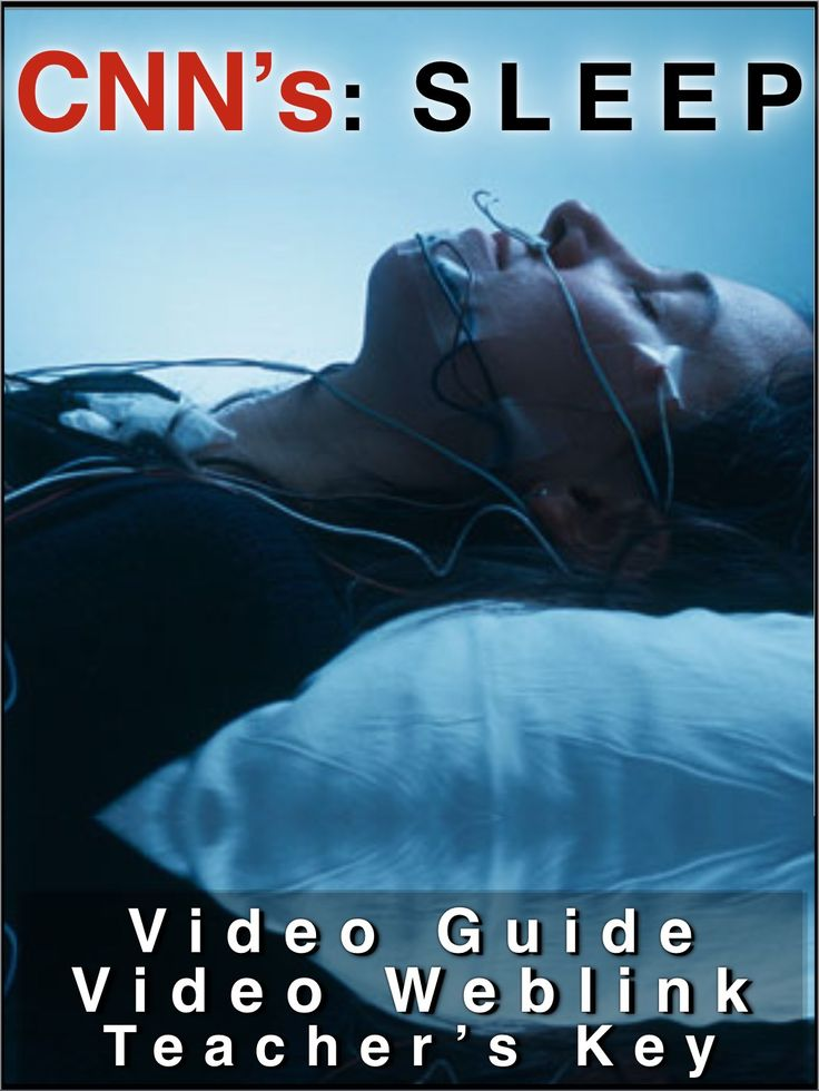 Sleep: CNN Special with Dr. Sanjay Gupta Video Guide plus video web link discusses recent psychological research in sleep. Video explores the sleep cycle, reasons for sleep, sleep disorders, and dreams. This sleep video would be a perfect addition to your psychology consciousness unit and can be used for substitute plans. Also included is a weblink to the video so you can play the video online. An answer key is provided. Worksheet has 25 questions covering the 40 minute video.
