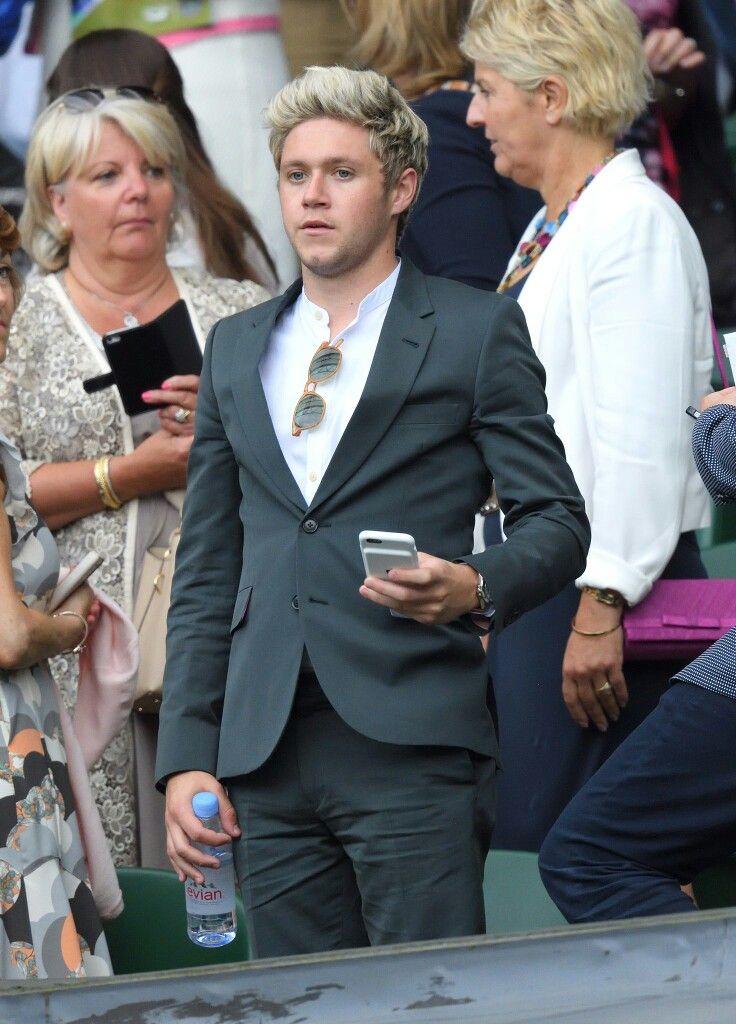 Niall at #Wimbledon 7/4