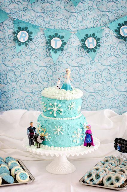 12 Best Frozen Party Images On Pinterest
