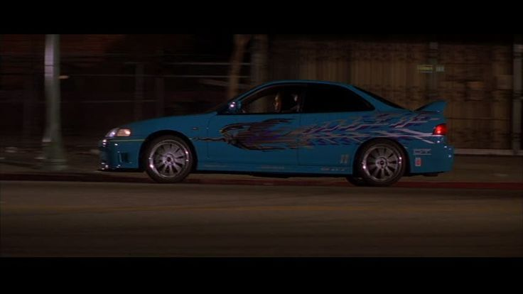 Acura Integra The Fast And Furious Mia Fast And