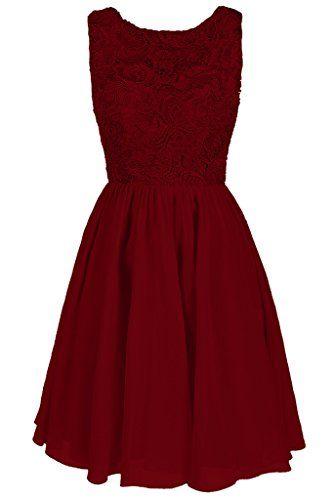 Dresstore Women's Lace Bridesmaid Formal Short Homecoming Dress Burgundy US 22Plus Dresstore http://www.amazon.com/dp/B017TQW23U/ref=cm_sw_r_pi_dp_sWddxb0VGGZJM
