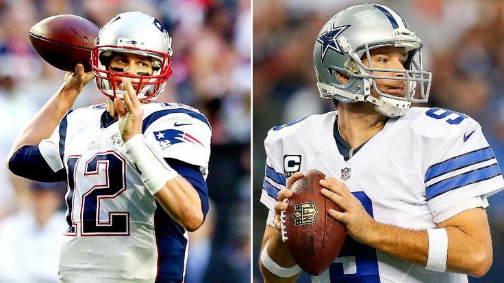 2015 NFL schedule: Patriots-Cowboys tops 15 must-watch games