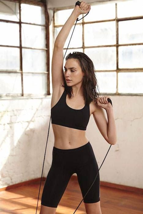 Wonder Woman Gal Gadot photographed by Yossi Michaeli for Castro SS