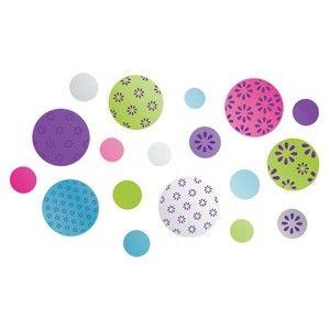 Lot 26 Mirrored Indie Spirit Dots Decals