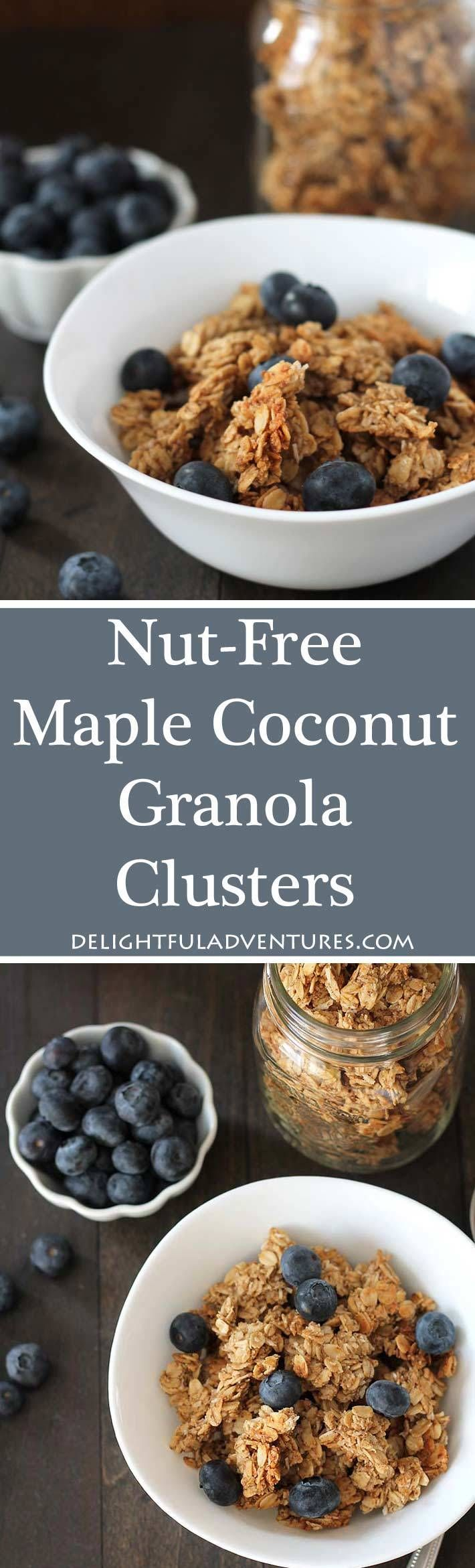 1000+ images about Granola Bars and homemade Granola on Pinterest