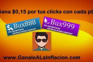 Bux888 y Bux999