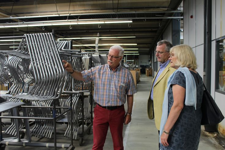 Guests of Hotel Sonne Frankenberg visited our #production and got detailed impressions to the manufacturing processes of our classics, but also to our new products. Thank you for your visit!