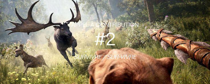 """Appel à contribution de la revue Immersion #2 - Immersion est une revue papier de 136 pages qui parle de jeu vidéo. Dans le cadre de la réalisation du numéro 2 d'Immersion, à paraître en juin, nous sommes à la recherche d'auteurs. Ce numéro s'articulera autour la thématique survivre / sur-vivre. La notion de """"survie"""", en lien avec le jeu vidéo, peut ..."""
