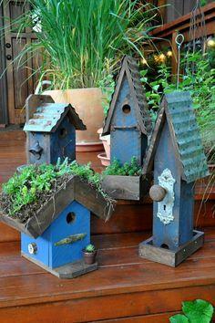 Vogelhaus selber bauen - DIY Bauanleitung