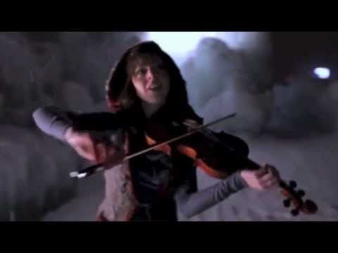 Anti Gravity - Lindsey Stirling (A Tribute)--beautiful little dancing violinist!...:)
