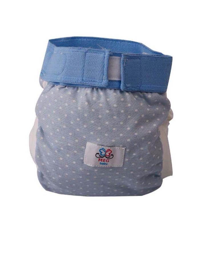 Meg Baby Cırtlı Yıkanabilir Bebek Bezi - Mavi (3-8 Kg.) 35.00 TL 3-8 kg.  8-12 kg.  12-24 kg Pişiğe yol açmaz. #bebekbezi #hijyenik #sağlıklı #rahat #kullanışlı #cırtlı #mavi #yıkanabilir #megbaby #markabebe #kapıdaödeme #taksitliödeme
