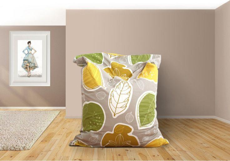 Big Leaves Babzsák  #beanbag #babzsákfotel #babzsák #design #interior #style